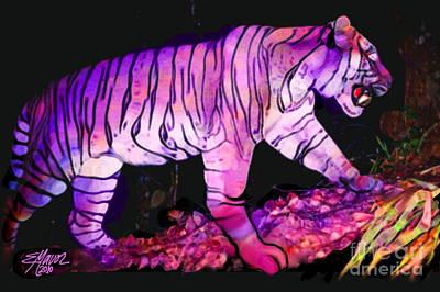 Tigertasia Poster
