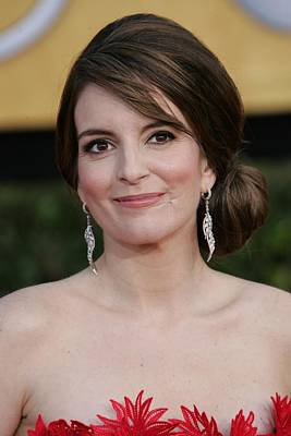 Tina Fey At Arrivals For 17th Annual Poster