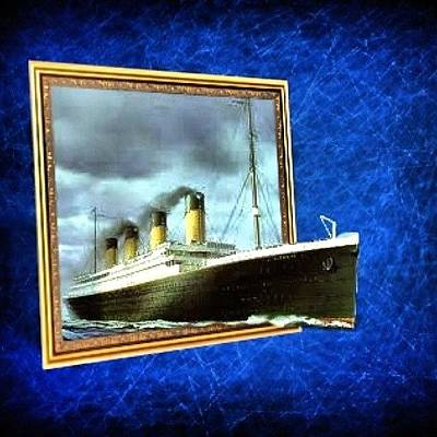 Titanic, The Ship Of Dreams Poster