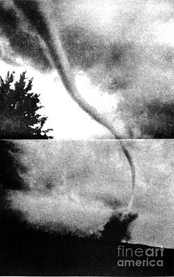 Tornado, 1919 Poster by Science Source