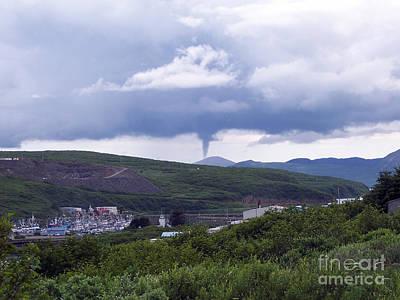 Tornado In Alaska, 2005 Poster by Science Source