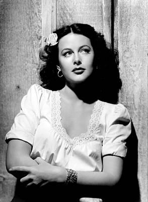Tortilla Flat, Hedy Lamarr, 1942 Poster