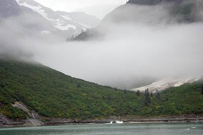 Tracy Arm Inlet Poster