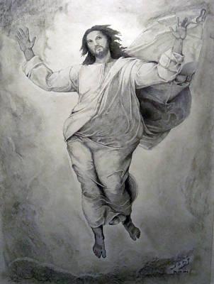 Transfiguration-raphael Poster