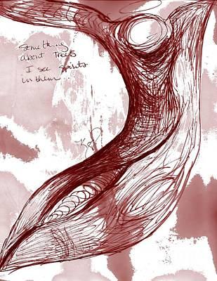 Tree Spirit 1 Poster