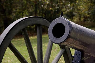 Twelve-pound Howitzer Poster