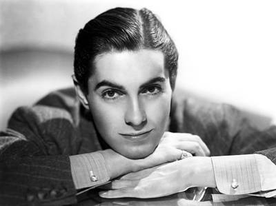 Tyrone Power, 20th Century-fox, 1937 Poster
