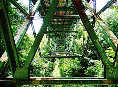 Under The Green Bridge Poster