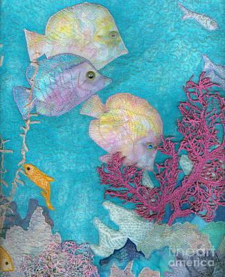 Underwater Splendor IIi Poster by Denise Hoag