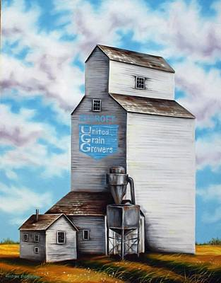 United Grain Growers Poster