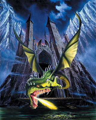 Unleashed Poster by The Dragon Chronicles