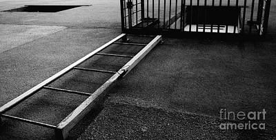 Urban Backdoor Poster by Steven Milner