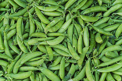 Usa, New York City, Green Beans Poster by Tetra Images