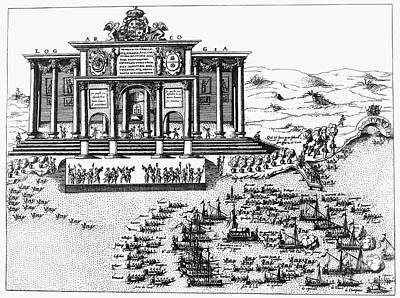 Venice: Ceremony, 1574 Poster by Granger