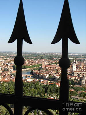 Verona- View Poster