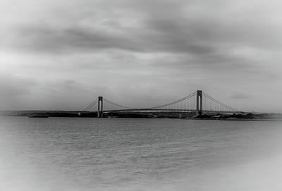 Verrazano-narrows Bridge I Poster