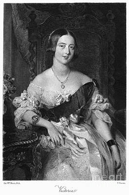Victoria (1819-1901) Poster by Granger