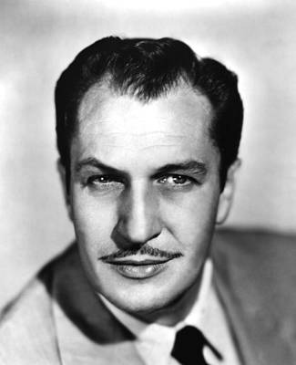 Vincent Price, Ca 1950s Poster by Everett