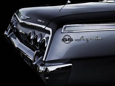 Vintage '62 Impala Ss Poster