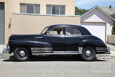 Vintage Chevrolet Fleetline . 5d16719 Poster
