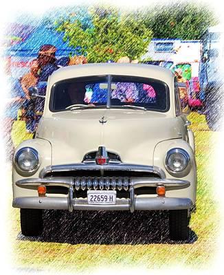 Vintage Fj Holden Poster