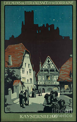 Vintage French Travel Poster 2 Poster