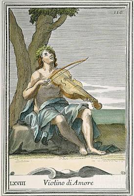 Viola Damore, 1723 Poster