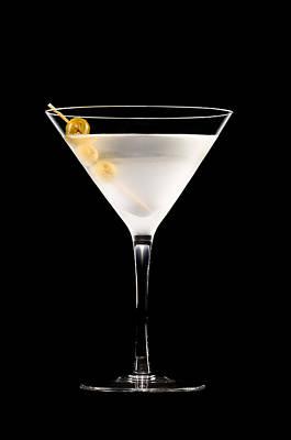Vodka Martini Poster by Ulrich Schade