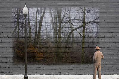 Wall Art Poster by Ron Jones