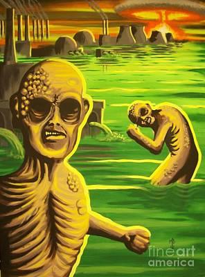 Wasteland Poster by Matt Detmer