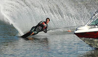 Water Skiing Magic Of Water 19 Poster