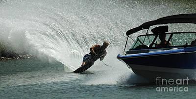 Water Skiing Magic Of Water 6 Poster