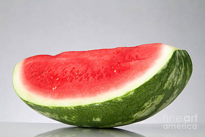 Watermelon Poster by Photo Researchers, Inc.