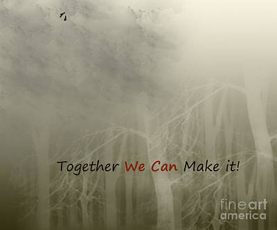 We Can Poster