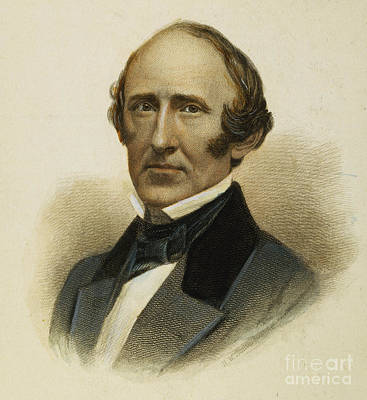 Wendell Phillips (1811-1884) Poster by Granger