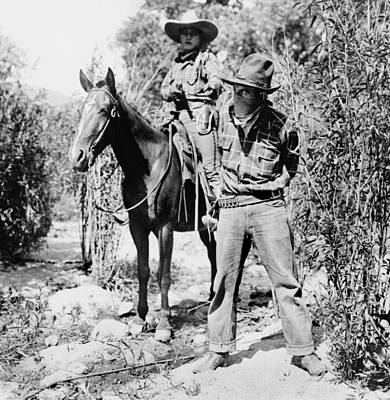 Western Film Still, C1926 Poster by Granger