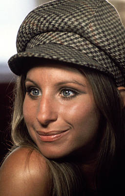 Whats Up, Doc, Barbra Streisand, 1972 Poster