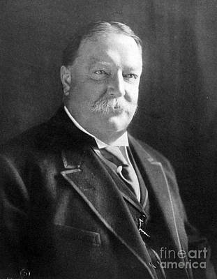 William Howard Taft, 27th American Poster by Science Source