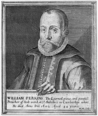 William Perkins (1558-1602) Poster by Granger