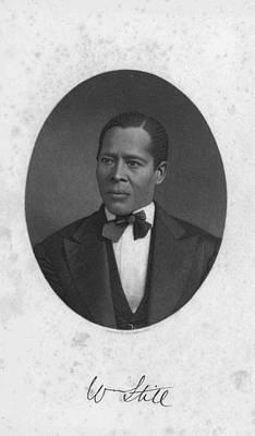 William Still 1821-1902, Abolitionist Poster
