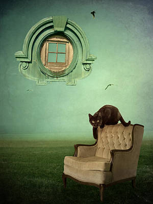 Window To Nowhere Poster