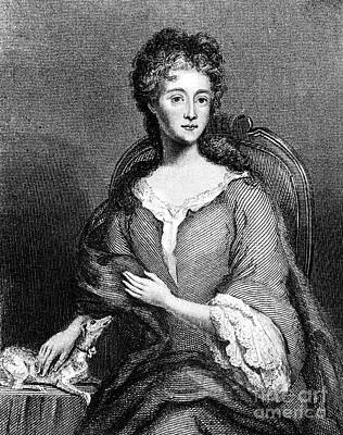 Winifred Maxwell (c1680-1749) Poster