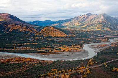 Wiseman Alaska Poster by Gary Rose