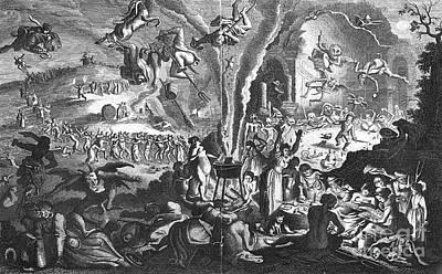 Witches Sabbath Poster