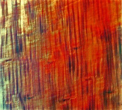 Wood Tones Poster by James Mancini Heath