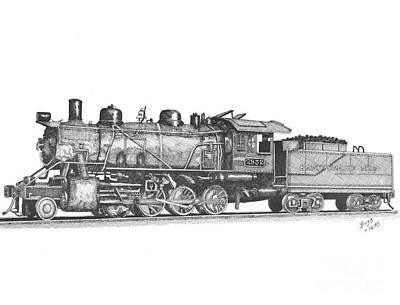Working Steam Engine Poster by Calvert Koerber