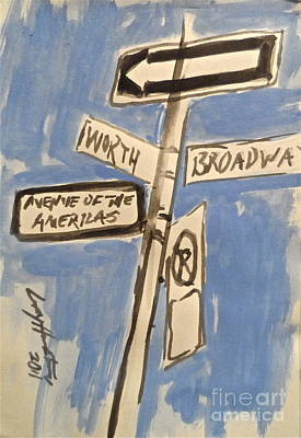 Worth Street Poster