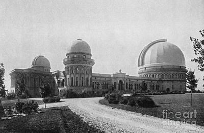 Yerkes Observatory, Wisconsin Poster