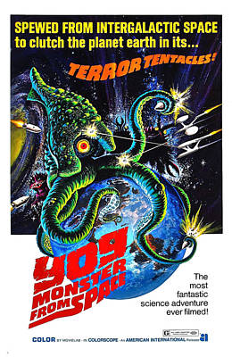 Yog Monster From Space, 1970 Poster by Everett