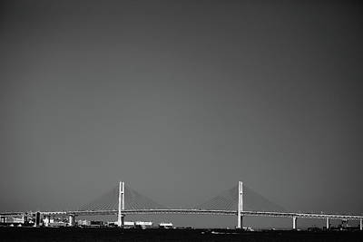 Yokohama Bay Bridge Poster